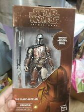 Star Wars Black Series 6 Inch The Mandalorian Carbonized (Target Exclusive)