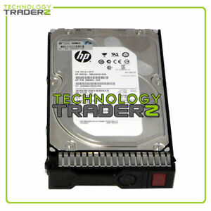 658079-B21 HP SATA 6G 2TB SC HDD 658102-001 W/ Blank Tray New Other 0-Hours