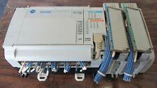 Allen Bradley Micrologix 1500 1764 24bwa Serb Reva Base Unit With Ipampop Modules