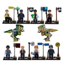 Unbranded Jurassic Park Building Toys