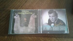 Bobby Darin - 2 x CD Albums Doctor Dolittle & Beyond The Sea Best Of Double