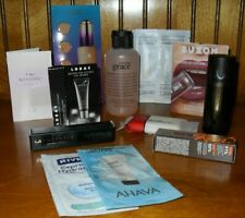 Beauty Cosmetic Products Lot New Brand Name Skin Hair Care Makeup Travel Samples