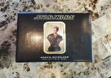 Anakin Skywalker Collectible Bust /2500 STAR WARS Gentle Giant MIB