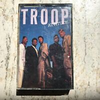 TROOP - Attitude Cassette Tape Funk Soul Hip Hop 1989