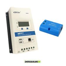 Regolatore di carica MPPT TRIRON4210N 40A 12V 24V DS1 interfaccia UCS wifi box