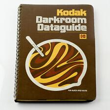 Kodak Darkroom Dataguide