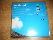 Tin Tin Out Featuring Tony Hadley – Dance With Me card sleeve CD single