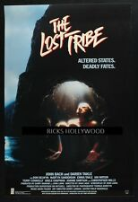 Original THE LOST TRIBE New Zealand Film JOHN BACH John Laing