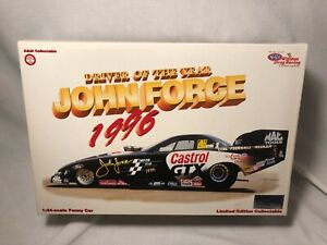 ACTION NHRA 1996 Driver Of The Year John Force 1997 Mustang Funny Car 1/24