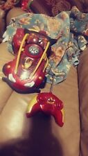 Silverlit marvel IRON-MAN 2 R/C 27 MHZ VEHICLE WITH REMOTE CONTROL