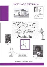 Life of Fred Australia # 1 in the High School Language Arts Series  -  NEW