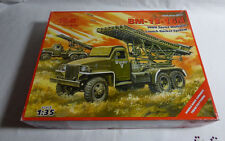 ICM 1 : 35  No. 35512  BM-13-16N Multiple Launch Rocket System  - OVP- Bausatz
