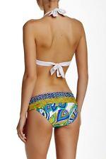 TRINA TURK AMAZONIA SHASH HIPSTER SWIM BOTTOM #TT5FH96  size 8, MULTI,  NWOT $80