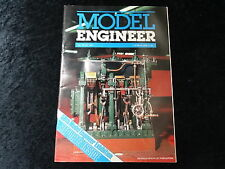 Model Engineer Magazine No 3844 - 16 March 1989 Featuring CNC Lathe & Magnet