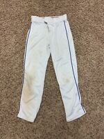 """Rawlings Youth Semi-Relaxed Baseball Pant with 1/8"""" Piping - YPRO150P - XXL"""