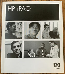 Vintage Genuine HP (398887-B31) iPAQ Information Guide First Edition 2005