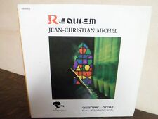 LP - JEAN-CHRISTIAN MICHEL - Requiem - EX/NM - RIVIERA - 521 029 P - FRANCE