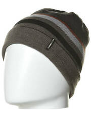 "BRAND NEW + TAG BILLABONG MENS BOYS REVERSIBLE BEANIE CAP HAT ""SWOOP"" 4WAY FIT"