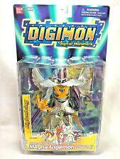 "Bandai Vintage 1997 Digimon Digivolving Magna Angemon Seraphimon 6.5"" Figure MIP"