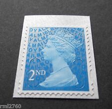 2016 2nd Class M16L + MTIL MACHIN SINGLE STAMP from Booklet