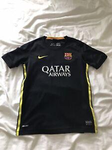Barcelona 2013-2014 Third Shirt Age 12-13 Years (A1)