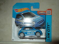 Hot Wheels Fiat Diecast Rally Cars