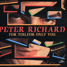 Peter Richard For You, For Only You CD 1994 Unidisc Disco 80s Funk Pop ZYX Italo