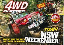 4WD Action DVD 195 - Tough NSW Weekender