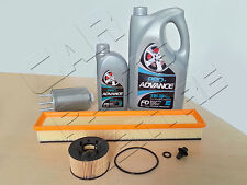 FOR JAGUAR X TYPE 2.0D X-TYPE 6L FULLY SYNTHETIC ENGINE OIL AIR FUEL SUMP PLUG