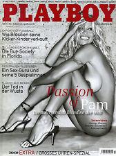Playboy 12/2007    PAMELA  ANDERSON & ALEXANDRA SALAI   Dezember/2007