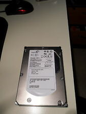 DISQUE DUR 146 GB SERIAL ATTACHED SCSI SEAGATE CHETAH T10 OCCASION TESTE (971)