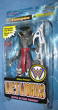 Todd McFarlane's Spawn Toy - Wetworks Figure - Image Comics - Vampire 1995