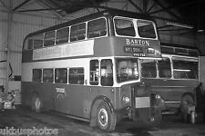 Barton Transport, Chilwell VVO734 Melton Depot Bus Photo