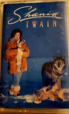 Shania Twain Cassette Tape Self Titled