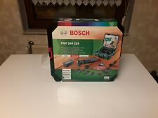 Bosch Multifunktionswerkzeug PMF 250 CES mit SystemBox + Zubehör