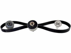 For 2009-2010 Pontiac G3 Timing Belt Kit AC Delco 19883DP 1.6L 4 Cyl GAS