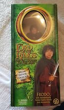 The Lord of the Rings FOTR Special Edition Collector Series Frodo ToyBiz New