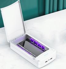Esterilizador UV Lámpara de Esterilización Rápida 99.9% para Estética mascara