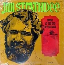 JIM STRATHEE - HOUSE AT END OF ROAD - NEW WINE - SS LP