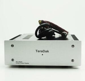 TeraDak DC12V for NAS Update Lower Noise Linear Power Supply