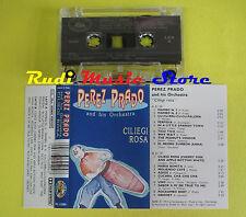 MC PEREZ PRADO AND HIS ORCHESTRA Ciliegi rosa 1993 italy no cd lp dvd vhs