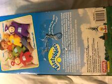 Teletubbies Talking DIPSY Plush Playskool Stuffed 1998 mib with tags new