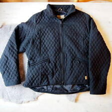 Barbour Jacke Steppjacke Jacket Coat Mantel Top Gr. M 40 42 schwarz Black
