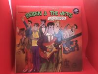 THE MOTHERS OF INVENTION - RUBEN & THE JETS - 1968 NM VINYL V6-5055x COVER EX