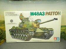 New Listing1:35 Kit Tamiya No. Mm-220A Us Medium Tank M48A3 Patton New Sealed Box