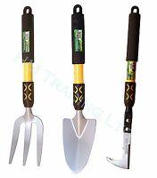 40cm Long Garden Hand Held Trowel/Fork/Weed Patio Knife Plant Tool Gardening