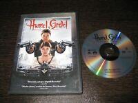 Hansel Y Gretel (Hunters De Streghe) DVD Jeremy Renner Gemma Artenton