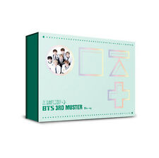 BTS 3RD MUSTER [ARMY.ZIP+] Blu-ray+Standing Paper+Pre-order gift post card