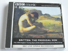 BBC Music Britten:- The Prodigal Son  (CD Album) Used Very Good