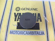 YAMAHA MOTO XS 750 XJ PASTIGLIA REGOLAZIONE VALVOLE MOTORE 2,00 PAD SHIM VALVE